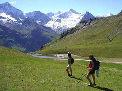 Tour val Anniviers