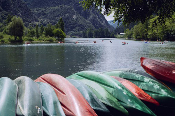 canoa noguera pallaresa